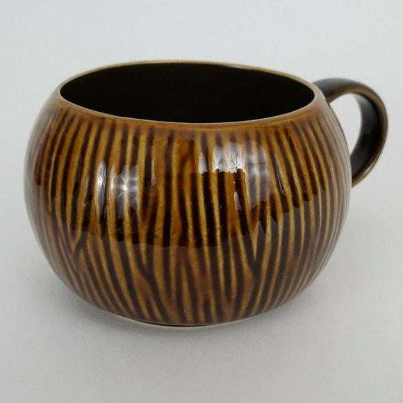 Starbucks Coconut Coffee Mug Cup Tiki 12 oz
